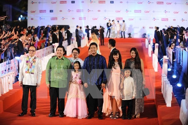 550部电影将参加第四届河内国际电影节 hinh anh 1
