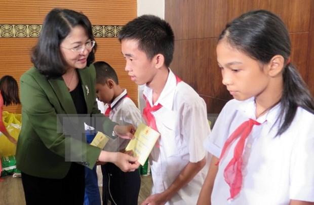 每年的3月25日被确定为越南社会工作日 hinh anh 1