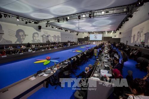 第17届不结盟运动峰会在委内瑞拉玛格丽塔岛开幕 hinh anh 1