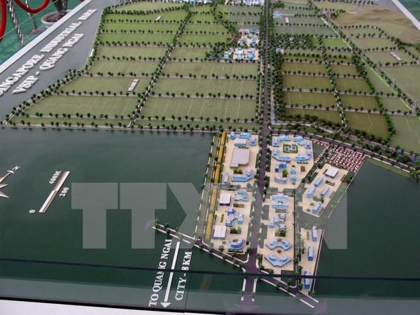 越南-新加坡工业区——越新友好合作关系的象征 hinh anh 1