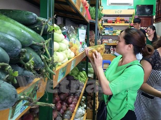 越南最佳农产品荣获推崇 hinh anh 1