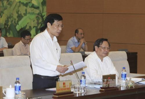 第十四届国会常委会第三次会议:将旅游业发展成为支柱经济产业 hinh anh 1