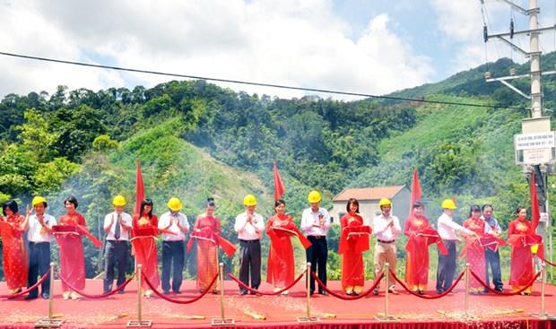 广宁省在农村岛屿电气化中领先全国 hinh anh 1