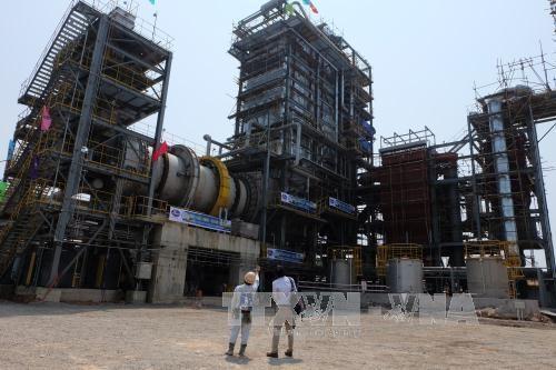 越南首个垃圾焚烧发电厂正式投入使用 hinh anh 1