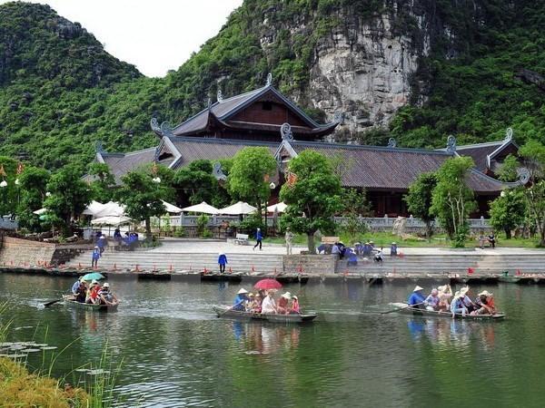 宁平省加强保护与弘扬世界文化与自然混合遗产——长安名胜群的价值 hinh anh 1