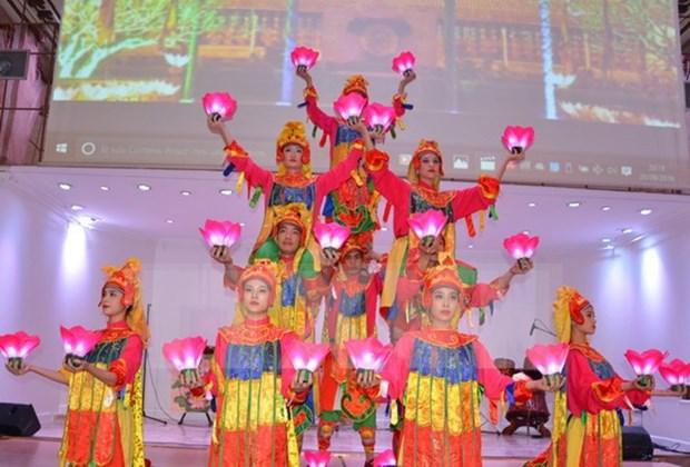 越南旅游推广活动在法国举行 hinh anh 1