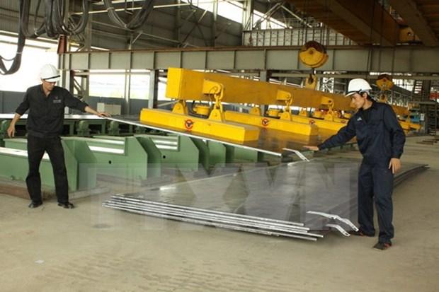 越南九龙江三角洲将日本钢材产品与先进技术应用于交通基础设施建设 hinh anh 1