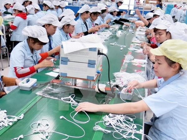 越南平阳省制造加工业颇受外国投资商的青睐 hinh anh 1