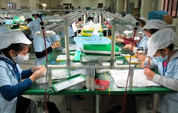 越南2016年前9个月外国直接投资增加164.3亿美元 hinh anh 1