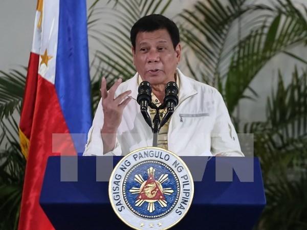 菲律宾总统即将访越:进一步促进越菲战略伙伴关系发展 hinh anh 1