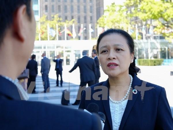 第71届联合国大会系列高级别会议的亮点及越南代表团的贡献 hinh anh 1