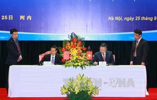 越中两国公安部加强合作 hinh anh 2