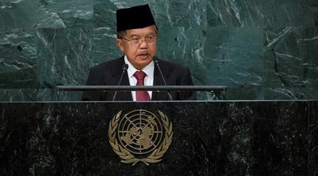 印度尼西亚宣布将竞选联合国安理会下一任非常任理事国 hinh anh 1