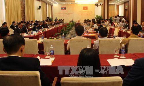 越老边境各省第三次司法会议在清化省召开 hinh anh 1