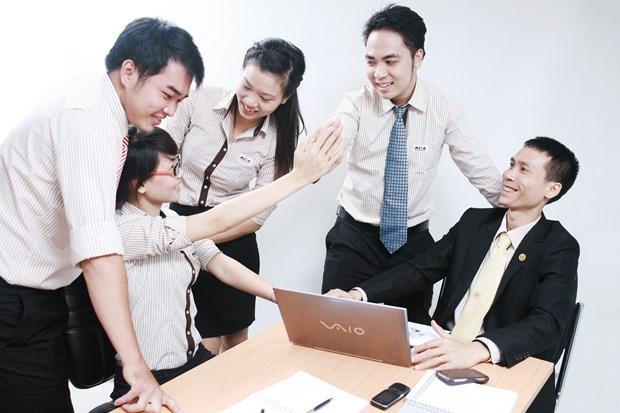 政府总理决定将每年11月10日选为越南企业文化日 hinh anh 1