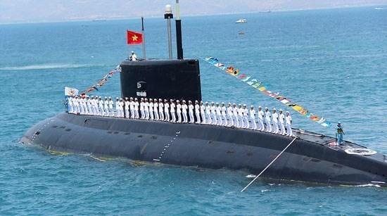 越南海军与柬埔寨皇家海军开展联合巡逻 hinh anh 1