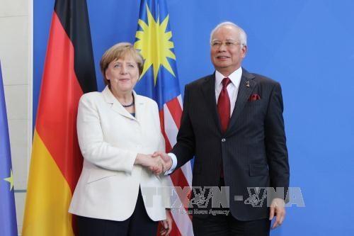 德国和马来西亚努力推动双边贸易发展 hinh anh 1