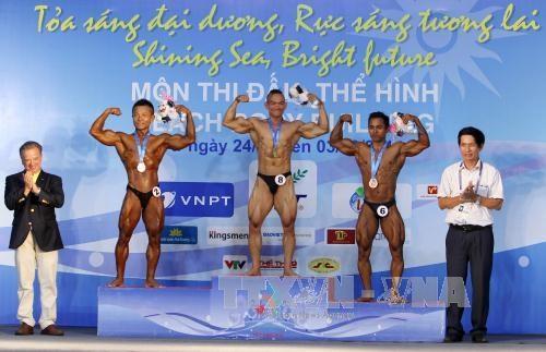第5界亚洲沙滩运动会:越南代表队27金22银28铜的成绩稳居奖牌榜首位 hinh anh 1