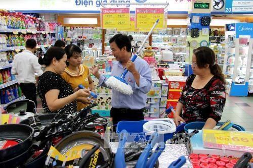 """越南工商部正式启动2016年""""越南货物辨别宣传活动 hinh anh 1"""
