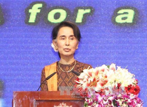 第37届东盟议会联盟大会在缅甸内比都开幕 hinh anh 2