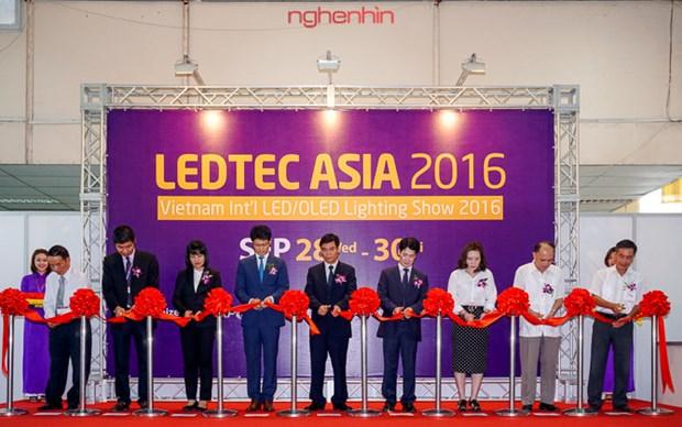 2016年亚洲越南国际LED照明展览会 hinh anh 1