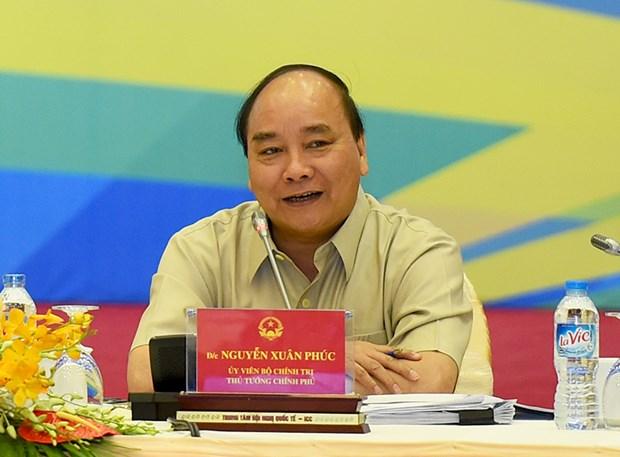 阮春福总理:新农村建设既是一场革命又是一项政治任务 hinh anh 2
