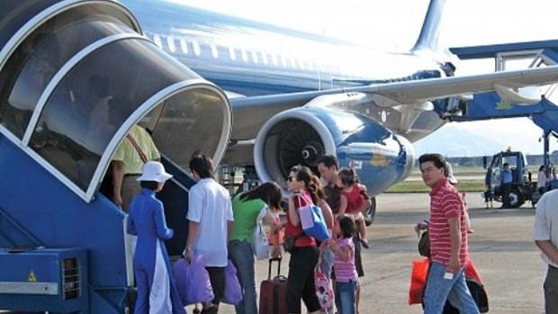 越南国家航空公司推出机票优惠活动 hinh anh 1