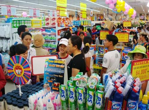 越南稳居世界最具吸引力的新兴零售市场30强 hinh anh 1