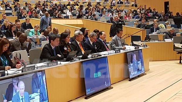 越南出席世界知识产权组织成员国大会第五十六届会议 hinh anh 1