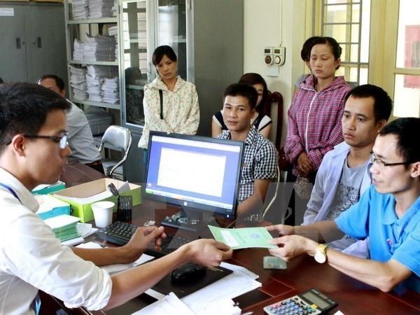 河内市社会保险覆盖率达78% hinh anh 1