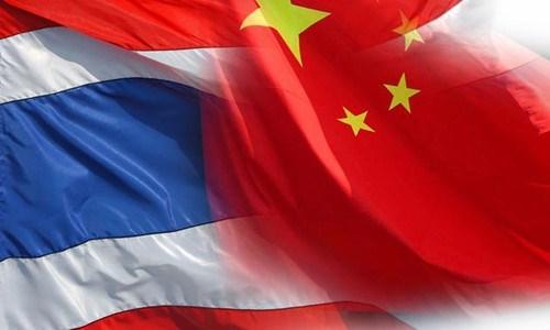 泰国与中国加强经济发展合作 hinh anh 1