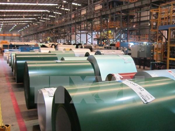 澳大利亚对印马越合金钢发起反倾销与反补贴调查 hinh anh 1
