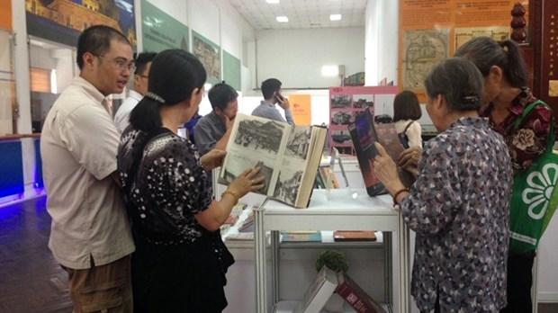 2016年河内书展正式开幕 hinh anh 1