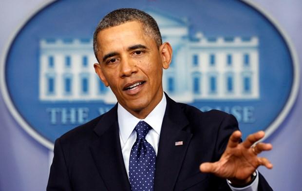 美国正式解除对缅甸制裁措施 hinh anh 1