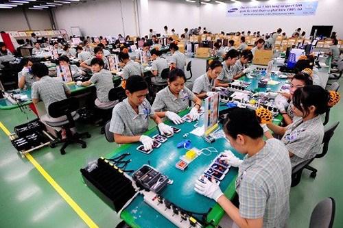 越韩双边贸易额不断增长 hinh anh 1