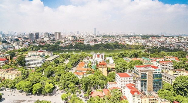 河内市——当之无愧的越南首都 hinh anh 1