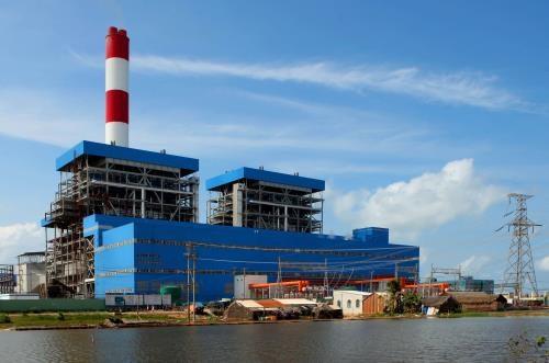 沿海一期火力发电厂发电量53亿千瓦时 hinh anh 1