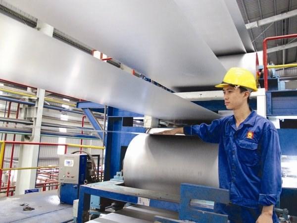越南钢铁企业将按照国际规定应诉美国对越反倾销调查 hinh anh 1