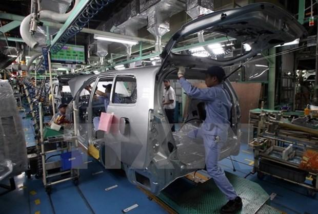 """""""越南辅助工业和工业区""""研讨会在日本举行 hinh anh 1"""