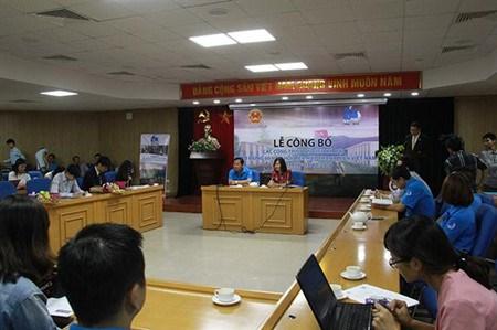 越南青年联合会中央公布社会民生工程 hinh anh 1