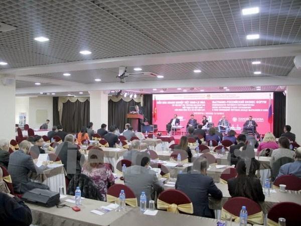 《越南-欧亚经济联盟自由贸易协定》扩大越俄贸易合作发展机遇 hinh anh 1