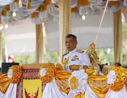 泰总理:王储哇集拉隆功继位成为新国王 hinh anh 1