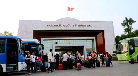 广宁省朝着友善、可靠且方便方向促进芒街市旅游业发展 hinh anh 1