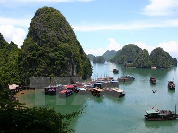 越南下龙湾跻身亚洲50个最具特色的体验榜单 hinh anh 1