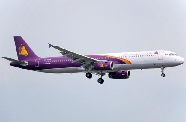 柬埔寨吴哥航空公司将于10月30日开通河内至暹粒国际航线 hinh anh 1