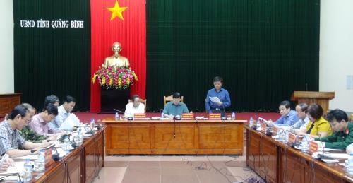 越南各地以最大决心主动应对7号台风 hinh anh 1