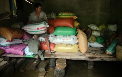 胡志明市呼吁各方对中部灾区提供援助 hinh anh 1
