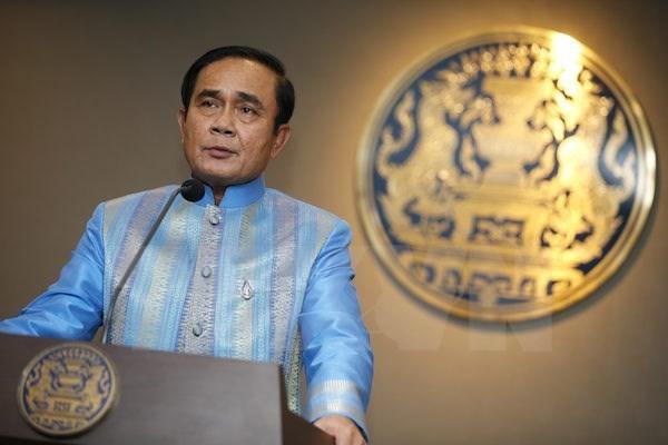 泰国总理称国丧期政府活动照常 hinh anh 1