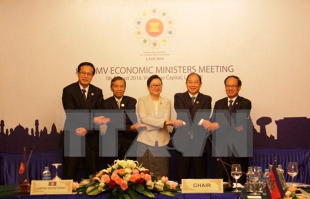 ACMECS 7、CLMV 8系列会议:加强湄公河地区的互联互通 hinh anh 1