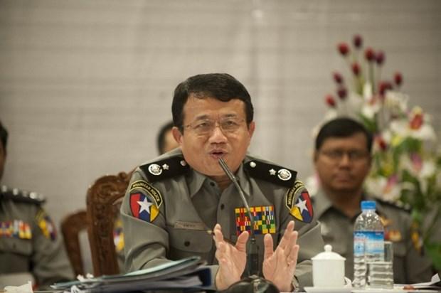 缅甸、泰国、印尼和柬埔寨加强合作打击拐卖人口活动 hinh anh 1
